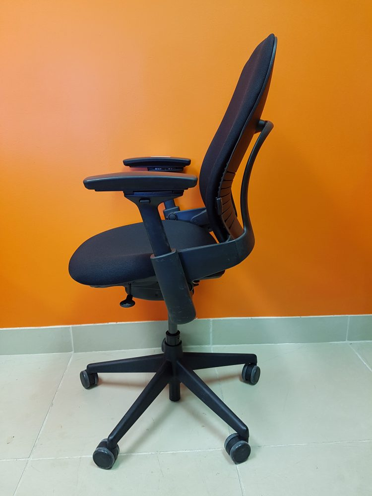 Steelcase Leap Chair Version 2 Track Office Furniture