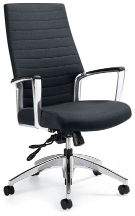 Global Accord, 2670-4 High Back Tilter Meeting Chair