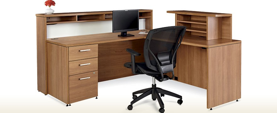 office receptionist desk. From Cubicles To Multi-station Clusters, Private Offices, Reception Areas Or Boardrooms, Ionic Offers Functional And Practical Desk Solutions Office Receptionist I